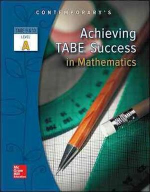 Bog, paperback Achieving Tabe Success in Mathematics, Level a af McGraw-Hill Education