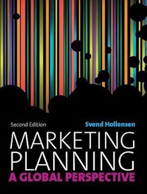 Bog paperback Marketing Planning af Svend Hollensen