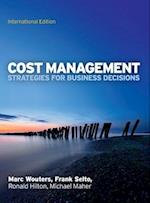 Cost Management: Strategies for Business Decisions, International Edition (UK Higher Education Business Accounting)