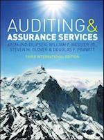 Auditing & Assurance Services, Third International Edition with ACL Software CD (UK Higher Education Business Accounting)