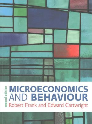 Bog, paperback Microeconomics and Behaviour af Frank