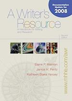A Writer's Resource (Comb) Update with Catalyst 2.0 af Kathleen Yancey, Elaine P. Maimon, Janice Peritz