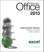 O'Leary Series: Microsoft Office Excel 2013, Introductory af Linda I O leary