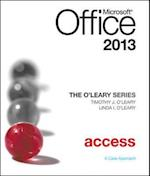 The O'Leary Series: Microsoft Office Access 2013, Introductory af Linda I O leary