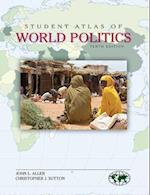 Student Atlas of World Politics af John Allen, Christopher Sutton