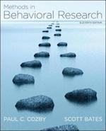 Methods in Behavioral Research (B B Psychology)