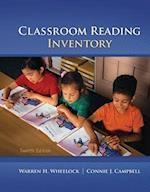 Classroom Reading Inventory (B B Education)