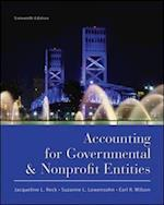 Accounting for Governmental and Nonprofit Entities (Irwin Accounting)