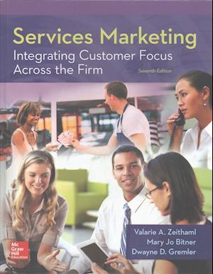 Bog hardback Services Marketing: Integrating Customer Focus Across the Firm af Valarie A. Zeithaml