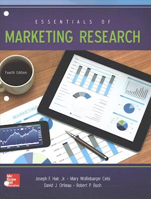 Bog, paperback Essentials of Marketing Research af Joseph F. Hair