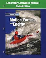 Motion, Forces, and Energy Laboratory Activities Manual (Glencoe Science)