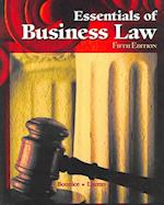 Essentials of Business Law Student Edition