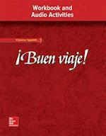 Buen Viaje Level 1 Workbook and Audio Activities