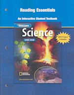 Glencoe Iscience, Level Blue, Grade 8, Reading Essentials, Student Edition (Integrated Science)