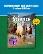 Glencoe Iscience, Level Green, Grade 7, Reinforcement and Study Guide, Student Edition (Glencoe Science Level Green)