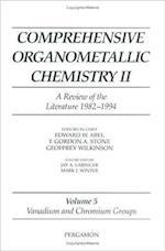 Vanadium and Chromium Groups (Comprehensive Organometallic Chemistry II S)