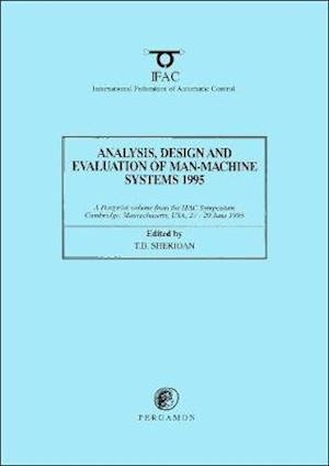 Bog, paperback Analysis, Design and Evaluation of Man-Machine Systems 1995 af Thomas B Sheridan
