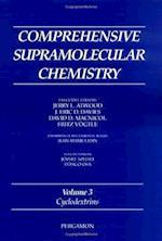Cyclodextrins (Comprehensive Supramolecular Chemistry)