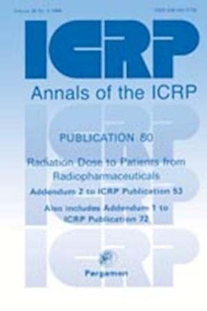 Bog, paperback ICRP Publication 80 af ICRP