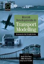 Recent Developments in Transport Modelling