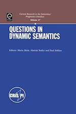 Questions in Dynamic Semantics