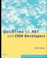 QuickTime for .NET and COM Developers (Quicktime Developer Series)
