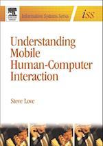 Understanding Mobile Human-Computer Interaction af Love