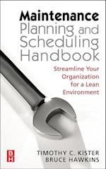 Maintenance Planning and Scheduling af Hawkins