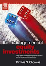 Management of Equity Investments