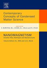 Nanomagnetism (Contemporary Concepts of Condensed Matter Science)