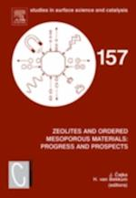 Zeolites and Ordered Mesoporous Materials: Progress and Prospects (STUDIES IN SURFACE SCIENCE AND CATALYSIS)