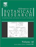 Advances in Botanical Research (Advances in Botanical Research)