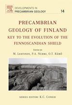 Precambrian Geology of Finland af Ramó
