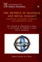 Metrics of Material and Metal Ecology (DEVELOPMENTS IN MINERAL PROCESSING)