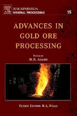 Advances in Gold Ore Processing af Mike Adams