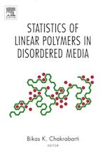 Statistics of Linear Polymers in Disordered Media