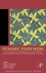 Dynamic Food Webs (Theoretical Ecology Series)