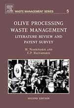 Olive Processing Waste Management (Waste Management)
