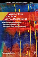 Value at Risk and Bank Capital Management (Academic Press Advanced Finance)