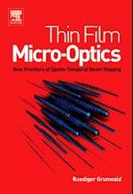 Thin Film Micro-Optics