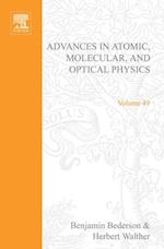 Advances in Atomic, Molecular, and Optical Physics (Advances in Atomic, Molecular and Optical Physics)