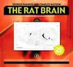 Rat Brain in Stereotaxic Coordinates