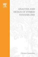 Analysis and Design of Hybrid Systems 2006 (IPV-IFAC Proceedings Volume)