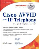 Cisco AVVID and IP Telephony Design & Implementation