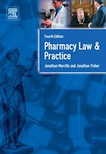 Pharmacy Law and Practice af Jonathan Fisher