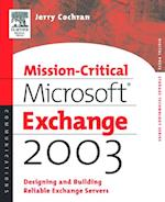Mission-Critical Microsoft Exchange 2003 (HP Technologies)