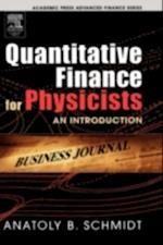 Quantitative Finance for Physicists (Academic Press Advanced Finance)