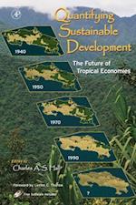 Quantifying Sustainable Development