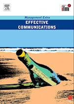 Effective Communications (Management Extra)