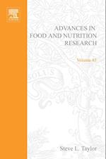 Advances in Food and Nutrition Research (Advances in Food and Nutrition Research)